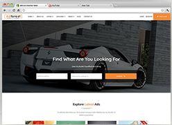برنامج تصميم موقع سوق واعلانات مبوبة - صفحة بداية 14 صورة مصغرة