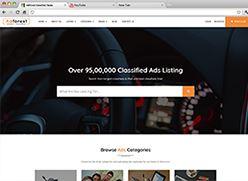 برنامج تصميم موقع سوق واعلانات مبوبة - صفحة بداية 16 صورة مصغرة